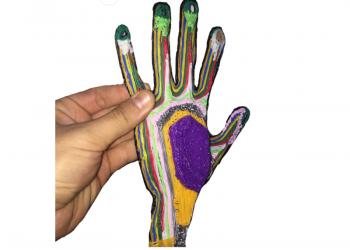 Anatomi el Çalışması