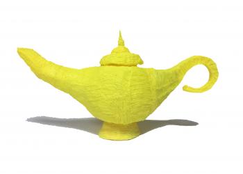Aladdinin Sihirli Lambası (Tiyatro Enstrümanı)