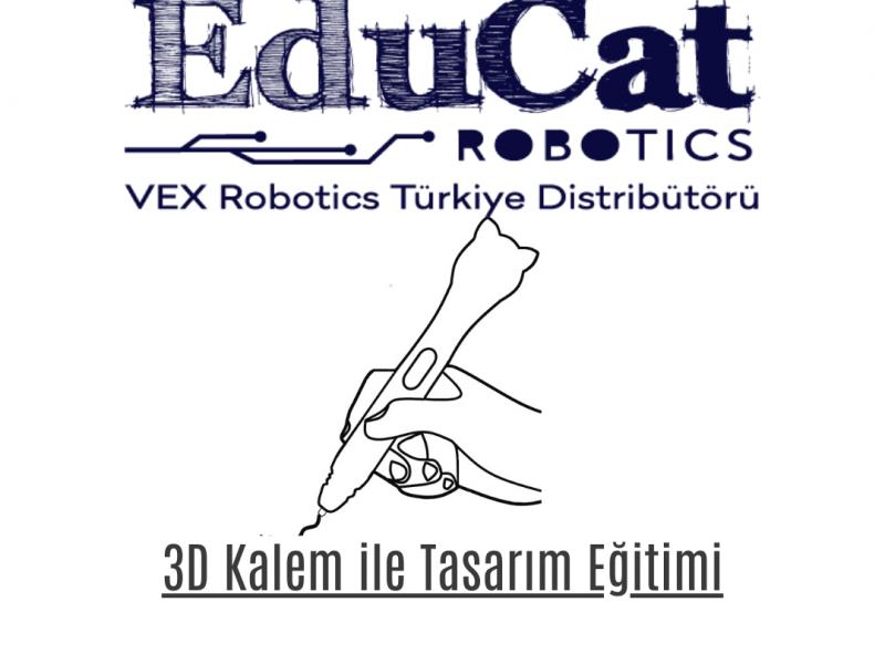 Yeni Nesil Dijital Öğrenme Platformu  EducatHUB ve MataFilament İş Birliğinde Eğitimde 3D Kalemin Yeri.
